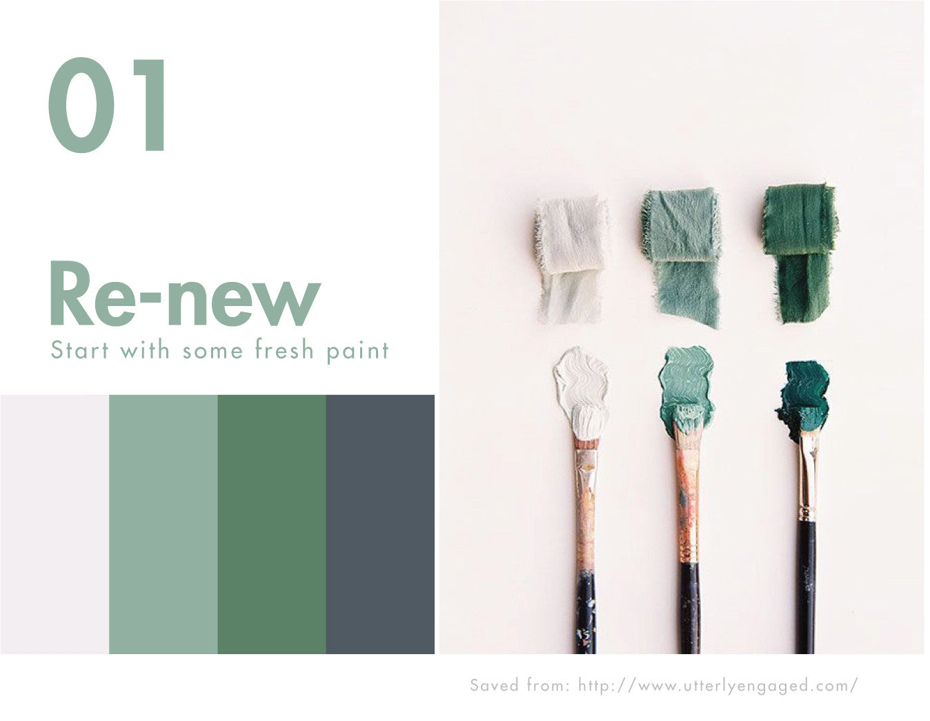 renew tips/fresh-paint/beinspired/newness/blog