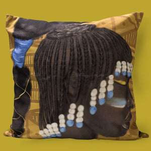 Lulasclan Amare cushion form Azania collection