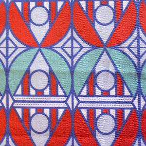 Bantu passion fabric design