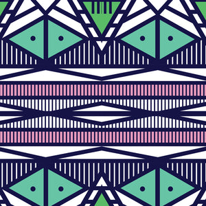 Zulu fabric design