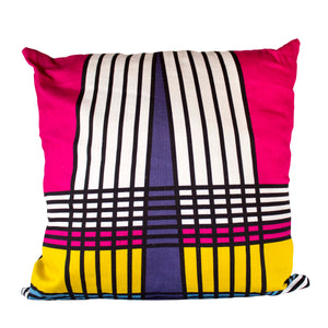 Lulasclan Wenda colourful scatter cushion