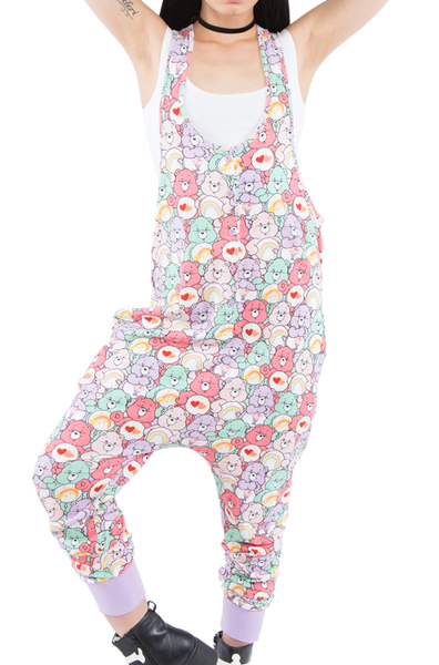 Grin & Bear It Romper