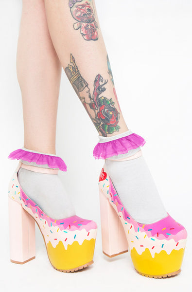 Donut Care Bear Super Platform