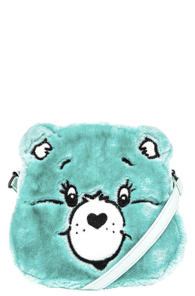 Care Bears Stare Cross Body Bag (Mint)