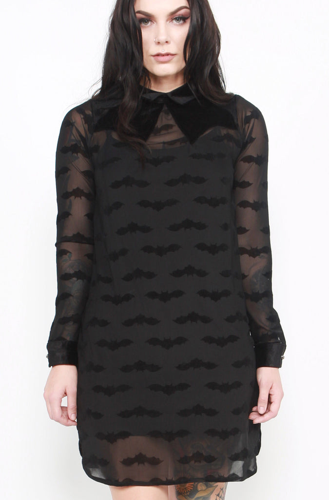Madamned Shirt Dress