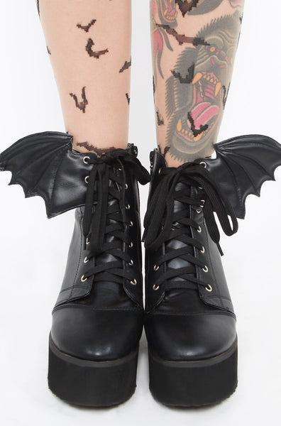 Bat Wing Boot