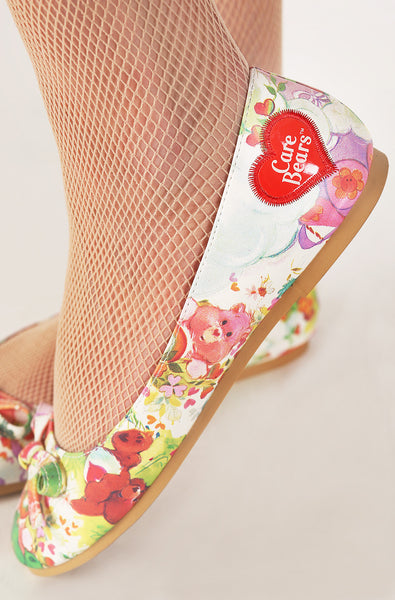 Iron Fist Clothing Australia 2017 Spring Alternative Shoes Care Bears Spring Fling Flats 1