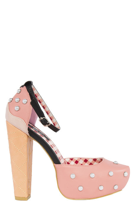 Peaches & Cream Platform