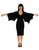 3722 Creature of the Night Wiggle Dress - 1 left!