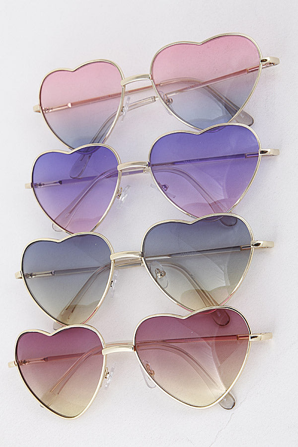 All Hearts on You Sunglasses
