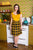 3815 Jackie Skirt in Mustard Plaid