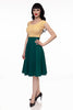 4010 Charlotte Skirt in Green