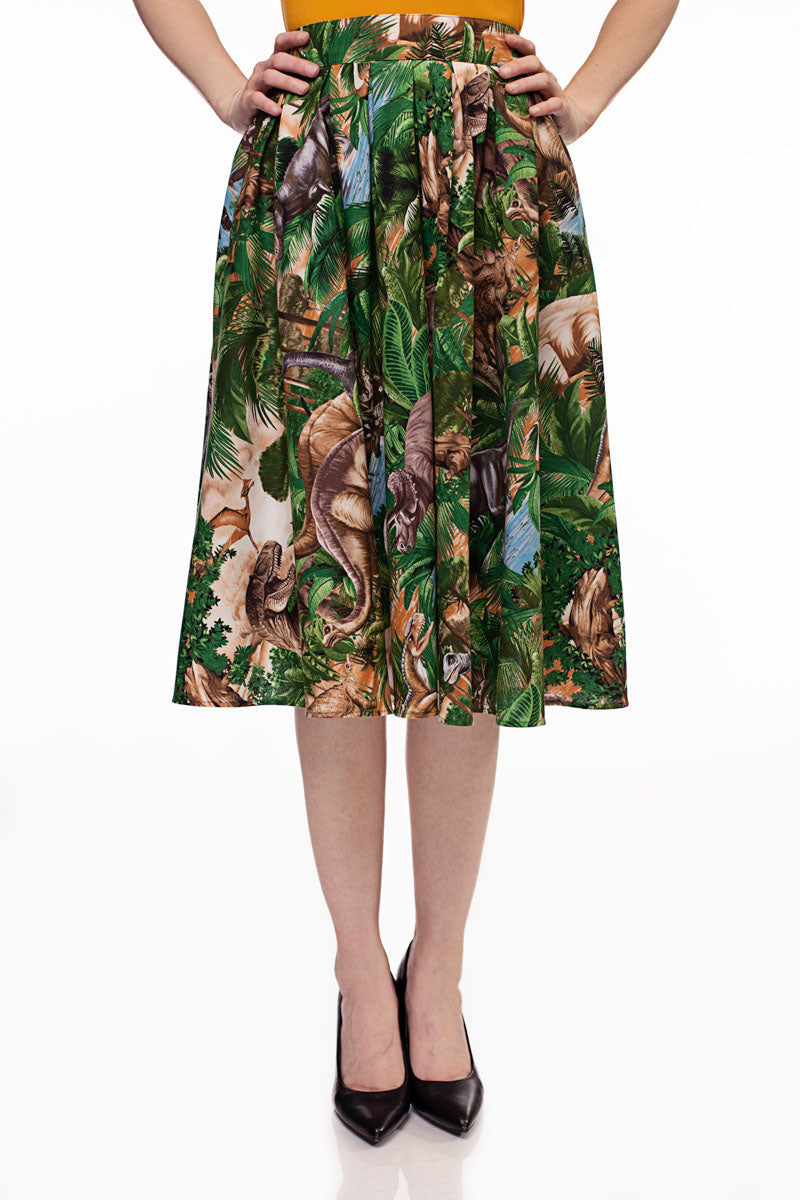 3988 Doris Skirt in Jurassic Park