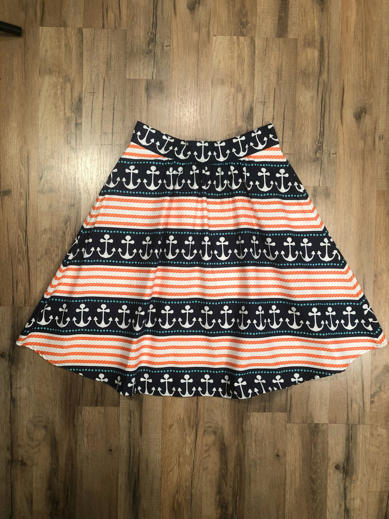 Anchors Away Skirt