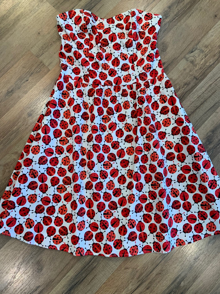 Ladybugs Dress