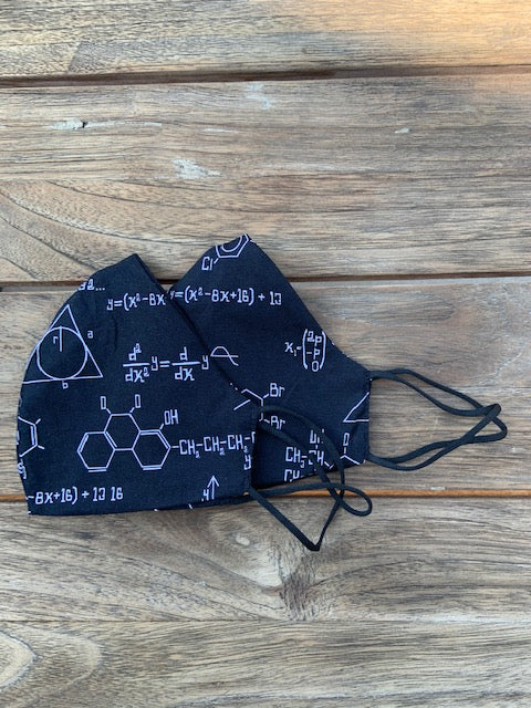 Equations / Equations Reversible Cotton Mask