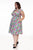 plus size women's retro dresses