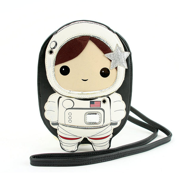 Astronaut Girl Crossbody Bag