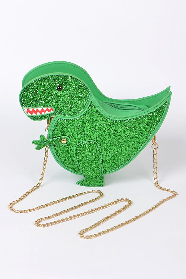 Dino Bag in Green