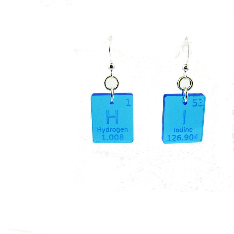 HI Element Earrings
