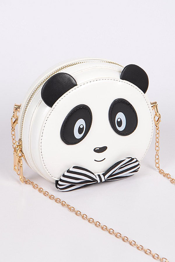 Dapper Panda Clutch