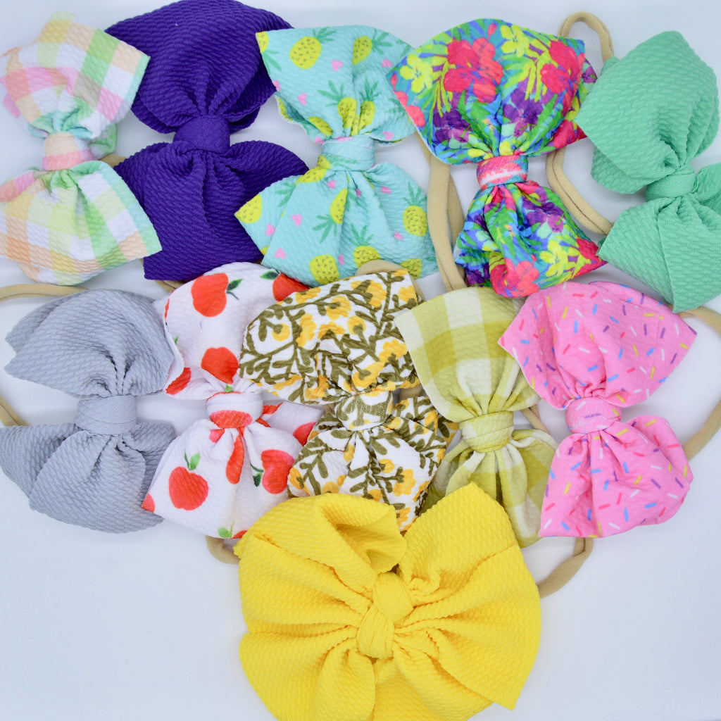TikTok Headband Conversion Bows
