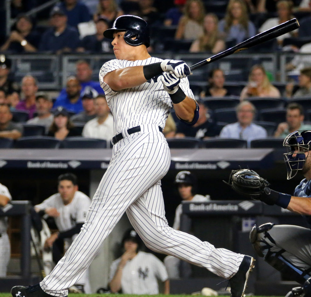 Aaron Judge Scouting Report: Giancarlo Stanton? Derek Jeter? Joey Gallo?