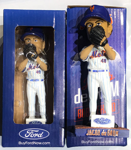 7/7/2018 Jacob DeGrom Bobblehead New York Mets Stadium Giveaway