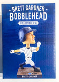 8/31/2018 Brett Gardner Bobblehead New York Yankees Stadium Giveaway