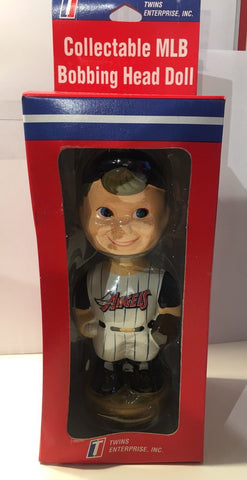 LA Angels of Anaheim Bobblehead MLB Bobbing Head Doll Twins Enterprise TEI