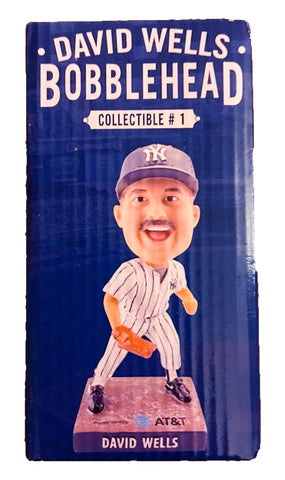 4/23/2018 David Wells Bobblehead New York Yankees Stadium Giveaway