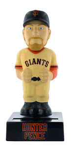 Hunter Pence Bobblebody 8/14/2016 Bobblehead SF Giants Stadium Giveaway