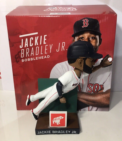 8/3/2017 Jackie Bradley Jr. Bobblehead Boston Red Sox Stadium Giveaway