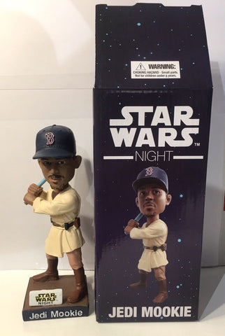 5/4/2017 Mookie Betts Star Wars Bobblehead Boston Red Sox Stadium Giveaway