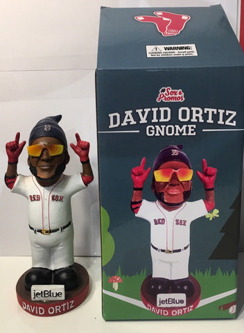 6/21/2016 David Ortiz Big Papi Garden Gnome Boston Red Sox Stadium Giveaway