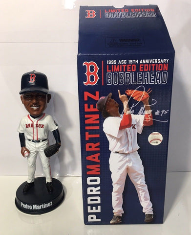 9/9/2014 Pedro Martinez Bobblehead Boston Red Sox Stadium Giveaway