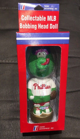 Phillies Philly Phanatic Bobblehead MLB Bobbing Head Doll Twins Enterprise TEI