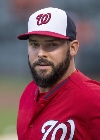 9/29/2017 Tanner Roark Bobblehead Washington Nationals SGA Stadium Giveaway