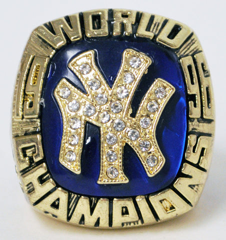 8/26/2016 1996 World Series Champ Ring Replica New York Yankees SGA