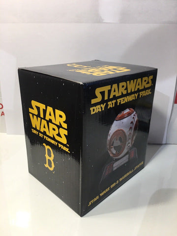 5/9/2016 Star Wars BB-8 Figurine Boston Red Sox Stadium Giveaway