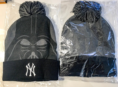 8/25/2017 New York Yankees SGA Darth Vader Star Wars Knit Winter Ski Cap Hat