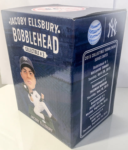 8/24/2015 Jacoby Ellsbury Bobblehead New York Yankees SGA Yankee Stadium