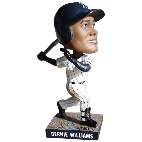 4/12/19 Bernie Williams Bobblehead New York Yankees Stadium Giveaway 2019 SGA