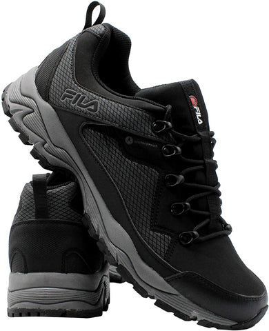 FILA SWITCHBACK 2 Mens Athletic Water Proof Hiking Shoes Sneakers