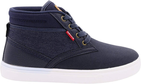 Levi's Sycamore Sneakers Boots (Little Kid's/Big Kid's) Denim Navy(09U)