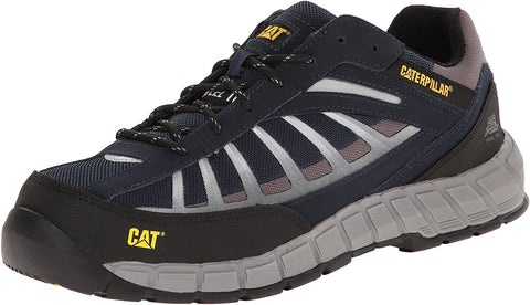 Caterpillar Choice Oxford Men's Sneakers Charcoal Nubuck Shoes