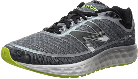 New Balance Men's M980GS2 Running Course Shoe Sneakers Grey