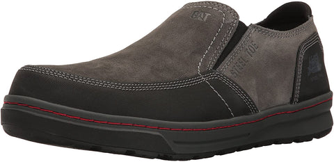 Caterpillar VALOR ST Steel Toe Mens Work and Safety Loafer Shoes
