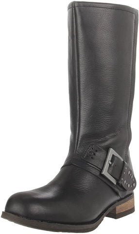 Caterpillar Women's Payton Mid Calf Black Boots