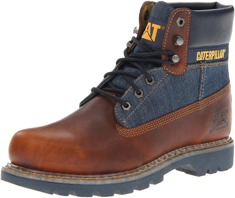 "Caterpillar James 6"" Men's Casual Grey Boots"